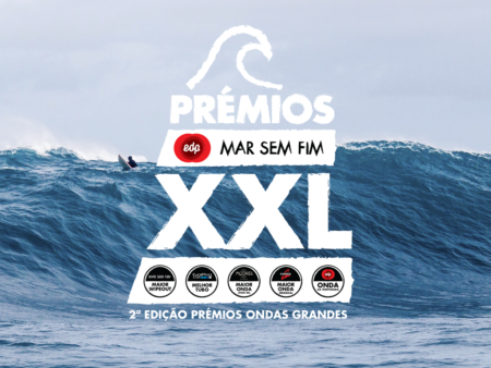 Os melhores surfistas de Ondas Grandes vão ser reconhecidos nos Prémios XXL EDP Mar Sem Fim