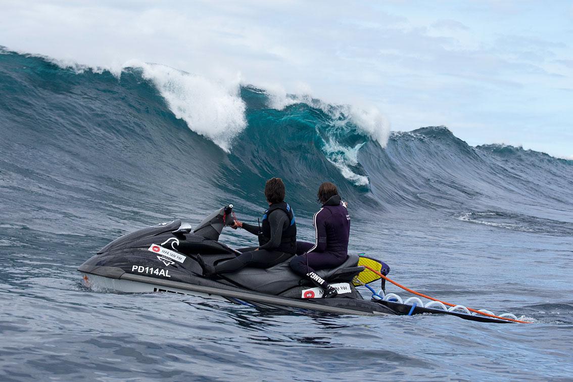 EDP Mar Sem Fim e Azores Wave Week realizam primeira missão de reconhecimento na ilha Terceira