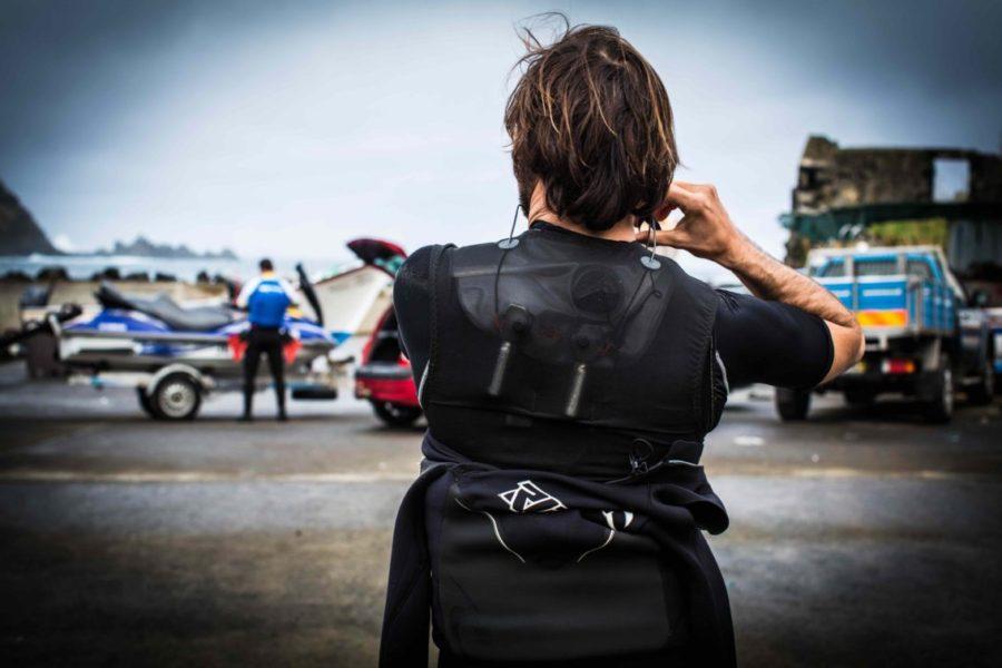 Surfistas Portugueses preparam-se para o Nazaré Challenge