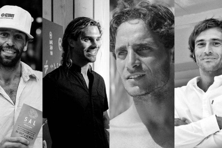 4 surfistas portugueses participam amanhã no Nazaré Challenge