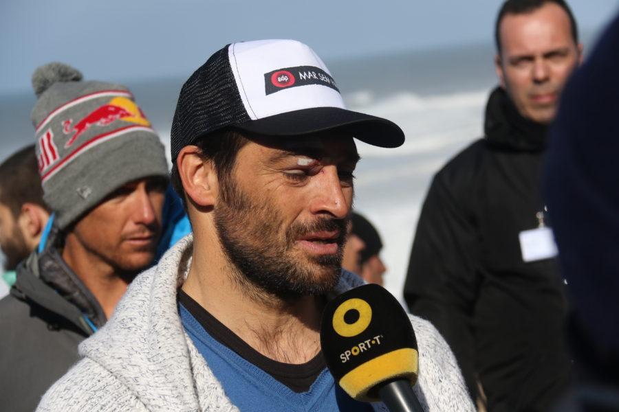 João de Macedo em entrevista: Nazaré Challenge